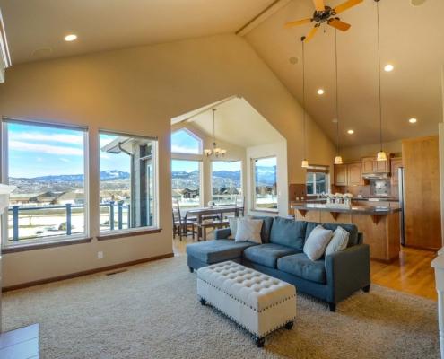 Smarter Home Inspections Living Room
