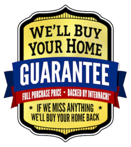 Damage Detectives Inspection Services, LLC - Colorado Springs - Buy Back Guarantee