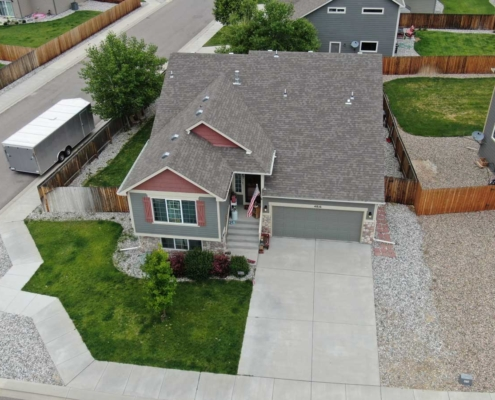 Damage Detectives Southern Colorado Home Inspection Drone Roof Inspection