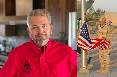 Lance, founder of A Precise Home Inspections