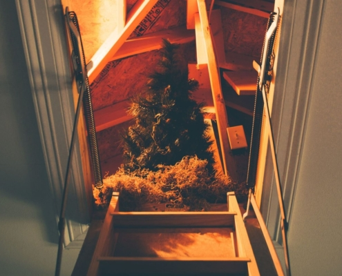 Humidity and Your Attic or Crawlspace (Part 2)