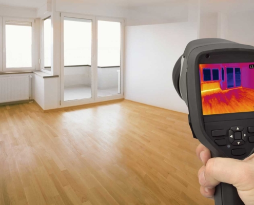 On the Level Southeastern Michigan Home Inspections Tools Infrared Certified InterNACHI Professional Inspector