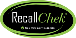 On the Level Southeastern Michigan Home Inspections RecallCheck