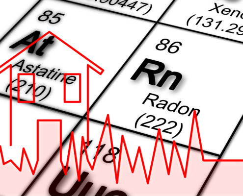 On the Level Southeastern Michigan Home Inspections Radon Testing